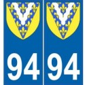 94 Val-de-Marne cities