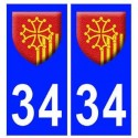 34 Hérault villes