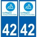 42 Loire sticker