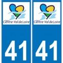 41 Loir-et-Cher sticker