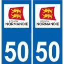 50 Round sticker