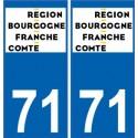 71 Saône-et-Loire
