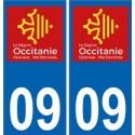 09 Ariege sticker